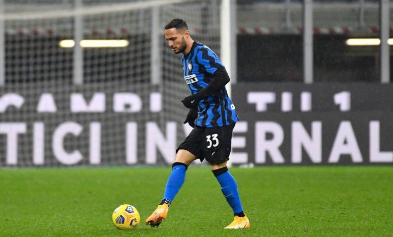 Danilo D'Ambrosio - Inter (Photo by Tommaso Fimiano, Copyright Inter-News.it)