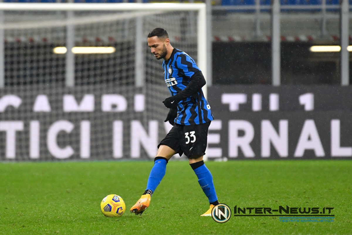 Danilo D'Ambrosio - Inter (Photo by Tommaso Fimiano, Copyright Inter-News.it)