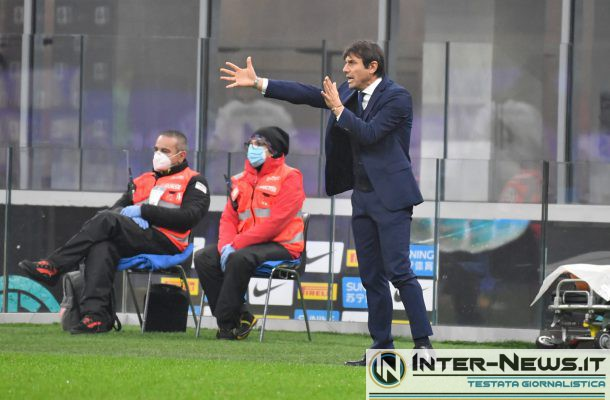 Conte - Copyright Inter-News.it, foto Tommaso Fimiano