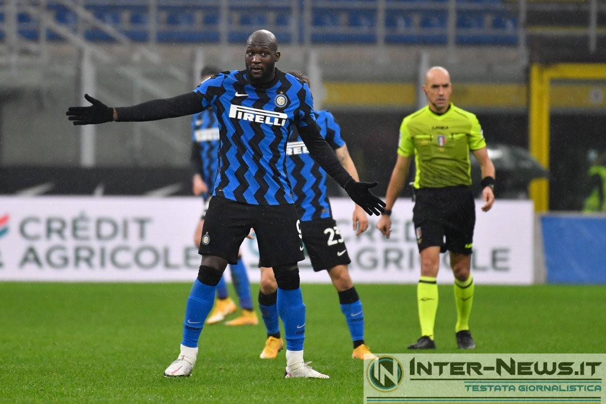 Lukaku Udinese-Inter - Copyright Inter-News.it, foto Tommaso Fimiano