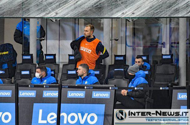 Eriksen - Copyright Inter-News.it, foto Tommaso Fimiano