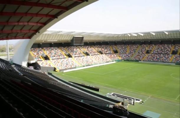 Dacia Arena Udinese-Inter