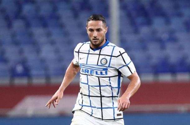 Danilo D'Ambrosio Cagliari-Inter