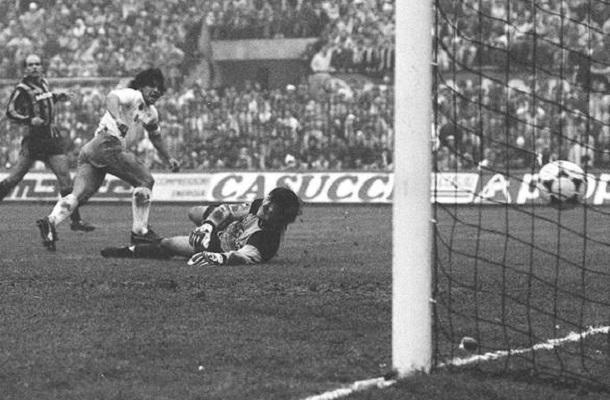 Diego Maradona Inter-Napoli