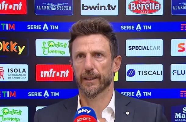 Eusebio Di Francesco Cagliari