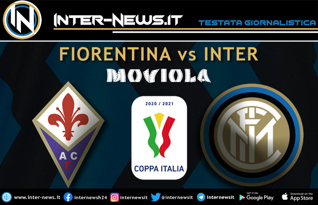 Fiorentina-Inter Coppa Italia moviola