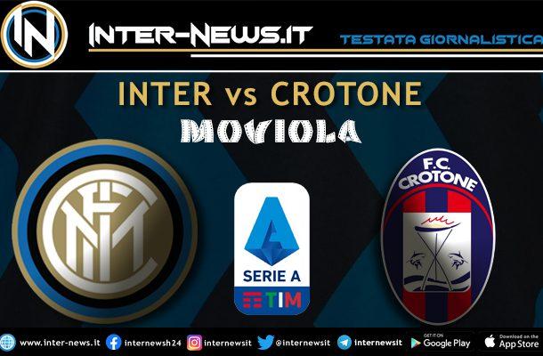 Inter-Crotone moviola