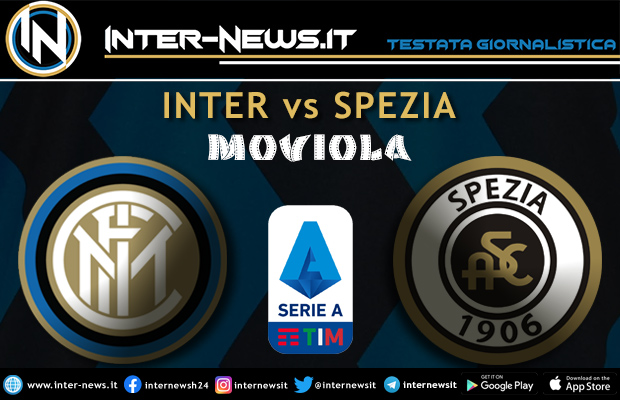 Inter-Spezia moviola