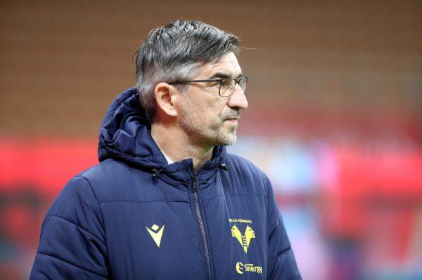 Ivan Juric Fiorentina-Verona