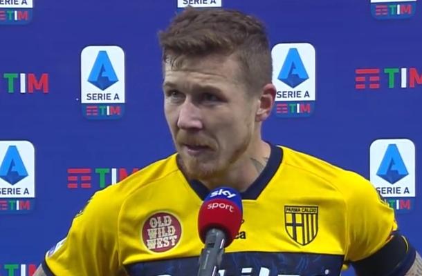 Juraj Kucka Genoa-Parma