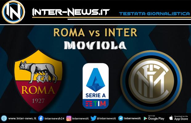 Roma-Inter moviola