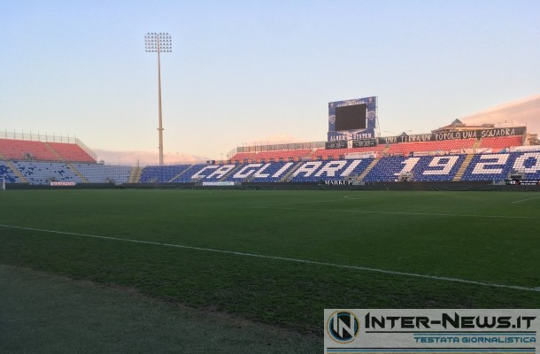 Sardegna Arena Cagliari-Inter
