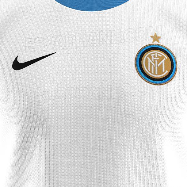 Seconda maglia Inter 2021-2022