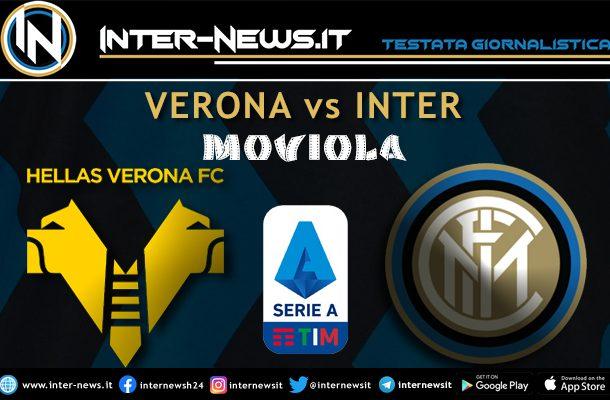 Verona-Inter moviola