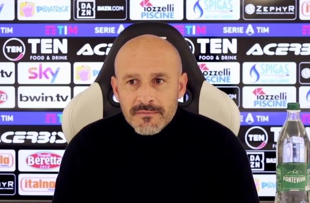 Vincenzo Italiano Sassuolo-Spezia