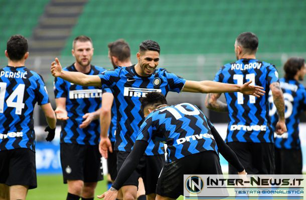Hakimi - Inter-Crotone - Copyright Inter-News.it, foto Tommaso Fimiano