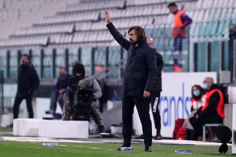 Andrea Pirlo Sampdoria-Juventus