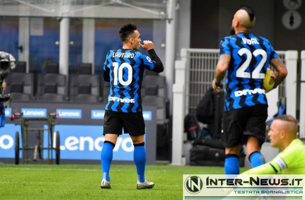 Lautaro Martinez - Inter-Crotone - Copyright Inter-News.it, foto Tommaso Fimiano