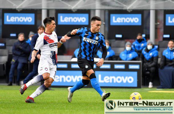 Lautaro Martinez - Inter-Crotone - Copyright Inter-News.it, foto Tommaso Fimiano