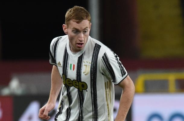 Dejan Kulusevski Juventus-SPAL