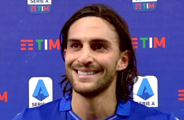 Ernesto Torregrossa Sampdoria-Udinese