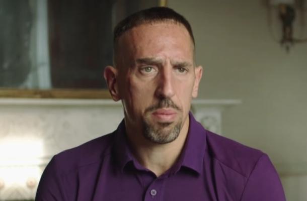 Franck Ribéry Fiorentina