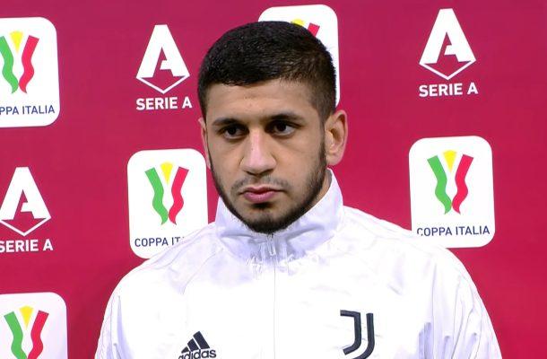 Hamza Rafia Juventus-Genoa
