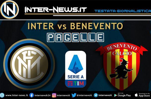 Inter-Benevento-Pagelle