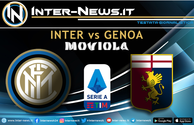 Inter-Genoa moviola