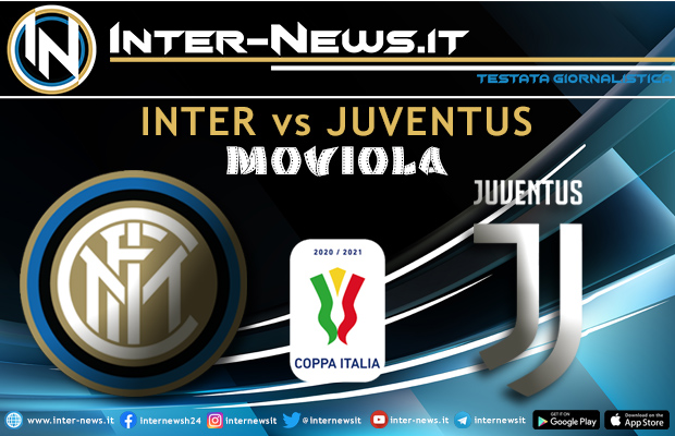 Inter-Juventus Coppa Italia moviola