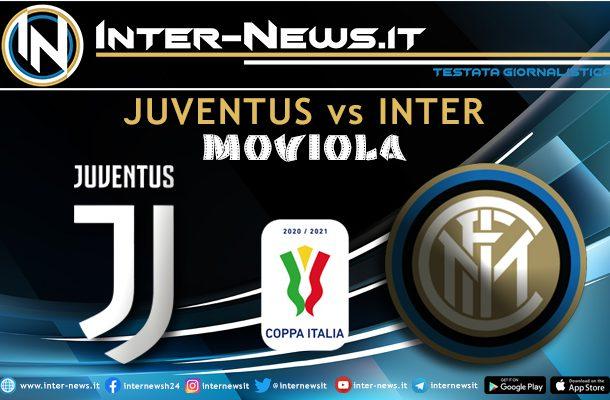 Juventus-Inter Coppa Italia moviola