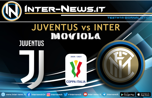 Juventus-Inter Coppa Italia moviola