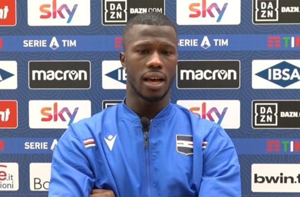 Keita Baldé Diao Sampdoria-Inter