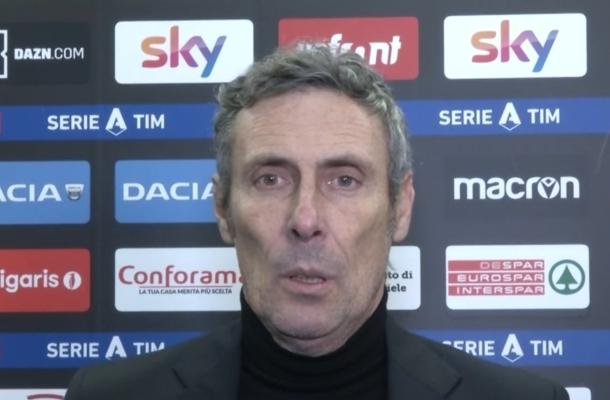 Luca Gotti Udinese-Atalanta