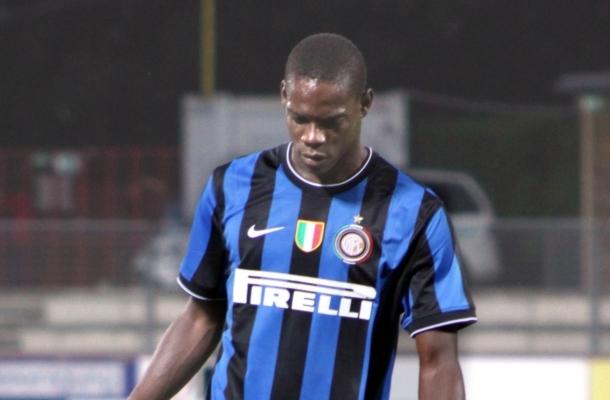 Mario Balotelli Inter