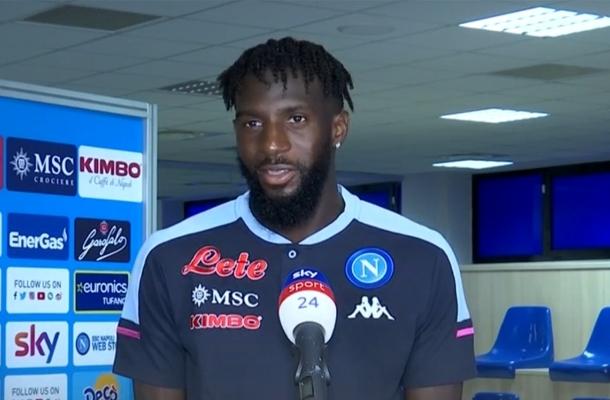 Tiémoué Bakayoko Udinese-Napoli