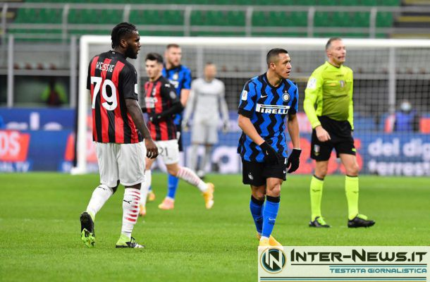 Sanchez Inter-Milan Coppa Italia - Copyright Inter-news.it - Foto Tommaso Fimiano