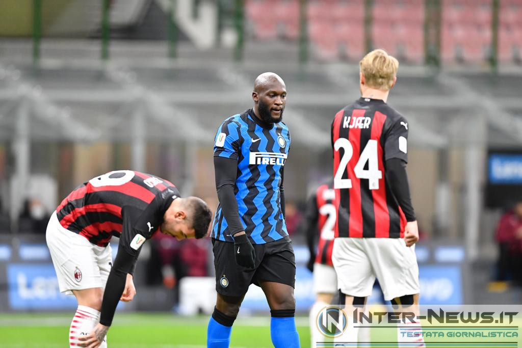 Lukaku Inter-Milan Coppa Italia - Copyright Inter-news.it - Foto Tommaso Fimiano