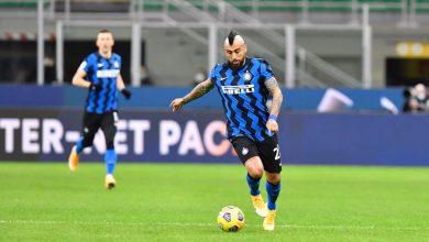 Arturo Vidal in Inter-Milan di Coppa Italia (Photo by Tommaso Fimiano, Copyright Inter-News.it)