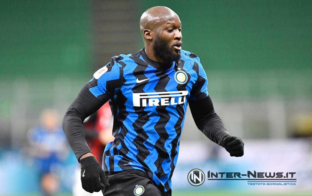 Lukaku - Juventus-Inter-Milan Coppa Italia - Copyright Inter-news.it - Foto Tommaso Fimiano