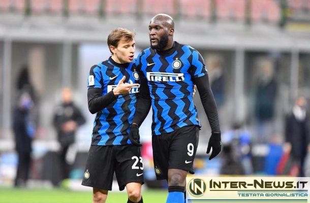 Lukaku - Barella - Inter-Milan Coppa Italia - Copyright Inter-news.it - Foto Tommaso Fimiano