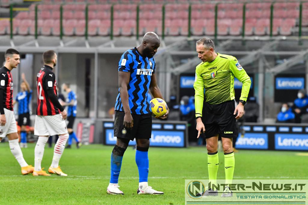 Lukaku - Inter-Milan Coppa Italia - Copyright Inter-news.it - Foto Tommaso Fimiano