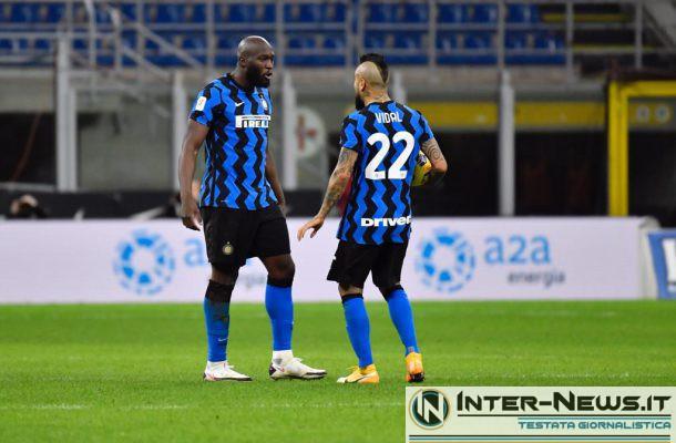 Lukaku - Vidal - Inter-Milan Coppa Italia - Copyright Inter-news.it - Foto Tommaso Fimiano