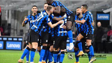 Foto di gruppo in Inter-Milan di Coppa Italia (Photo by Tommaso Fimiano, Copyright Inter-News.it)