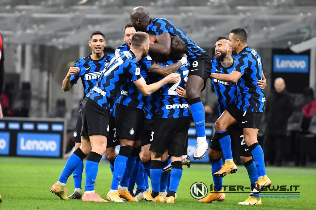 Inter-Milan Coppa Italia - Copyright Inter-news.it - Foto Tommaso Fimiano
