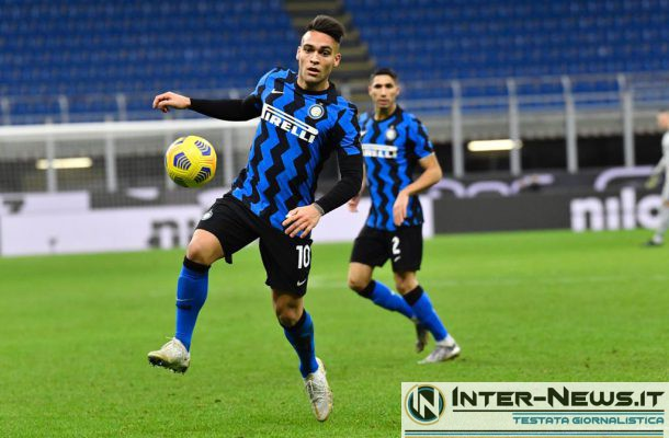 Lautaro Martinez - Inter-Milan Coppa Italia - Copyright Inter-news.it - Foto Tommaso Fimiano