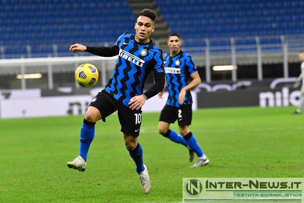 Lautaro Martinez - Inter-Milan Coppa Italia - Copyright Inter-news.it - Foto Tommaso Fimiano