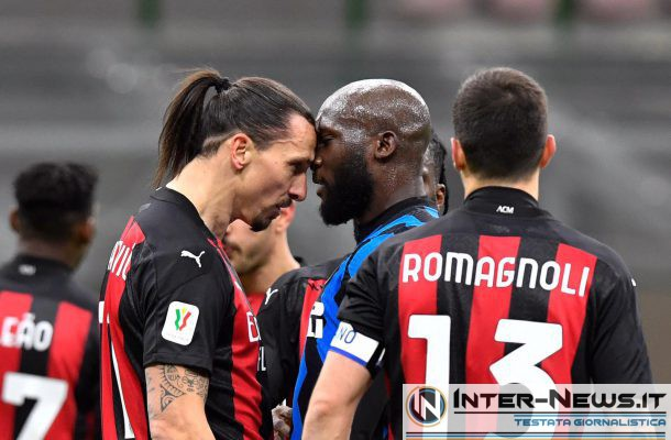 Lukaku - Ibrahimovic - Inter-Milan Coppa Italia - Copyright Inter-news.it - Foto Tommaso Fimiano