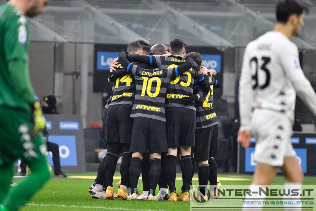 Inter-Benevento - Copyright Inter-News.it, foto Tommaso Fimiano
