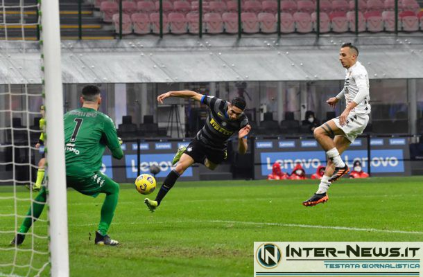 Hakimi - Inter-Benevento - Copyright Inter-News.it, foto Tommaso Fimiano